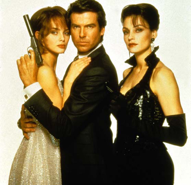 James Bond 007 - GoldenEye : Bild Famke Janssen, Izabella Scorupco, Pierce Brosnan