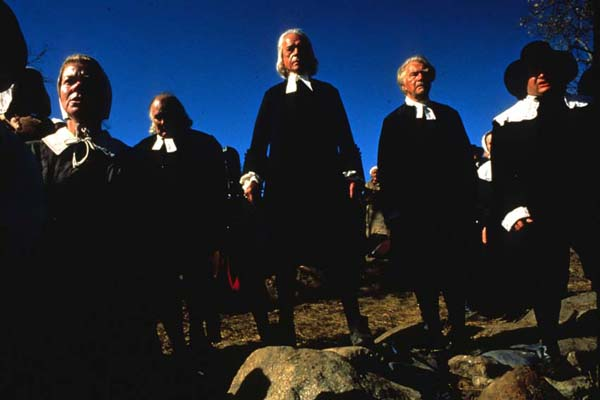 Hexenjagd : Bild George Gaynes, Nicholas Hytner, Paul Scofield, Robert Breuler