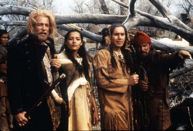 Colorado Saga : Bild Barbara Carrera, Richard Chamberlain, Robert Conrad