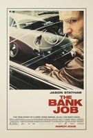 Bank Job : Kinoposter