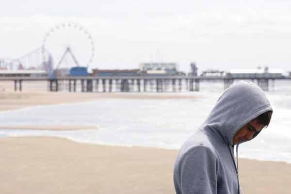 Boy A : Bild Andrew Garfield