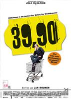 39,90 (Neununddreißigneunzig) : poster