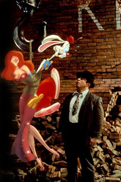 Falsches Spiel mit Roger Rabbit: Bob Hoskins