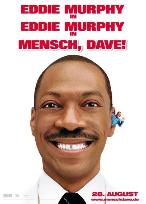 Mensch, Dave! : Kinoposter