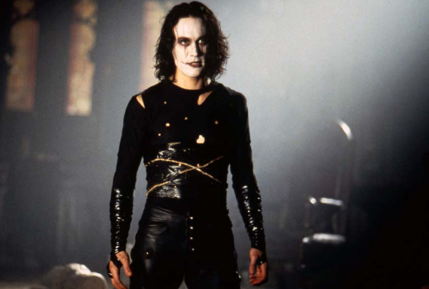 The Crow - Die Krähe : Bild Alex Proyas, Brandon Lee