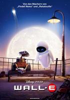 WALL·E - Der letzte räumt die Erde auf : Kinoposter
