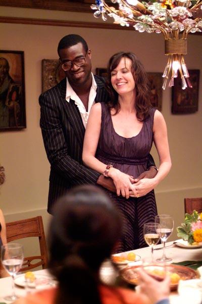 Rachels Hochzeit : Bild Rosemarie DeWitt, Tunde Adebimpe