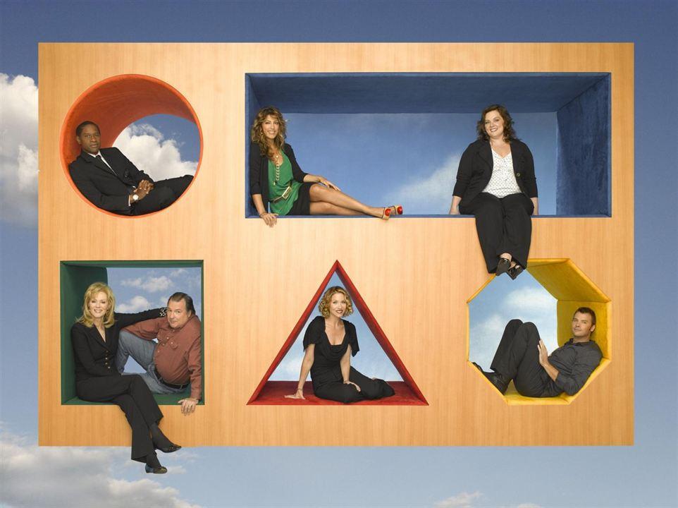 Bild Barry Watson, Christina Applegate, Jean Smart, Jennifer Esposito, Kevin Dunn