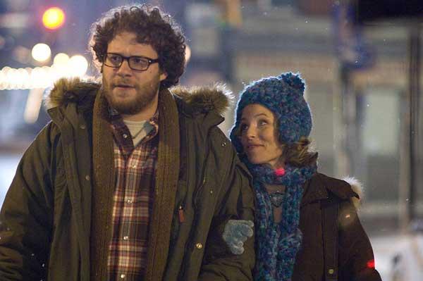 Zack and Miri Make a Porno : Bild Elizabeth Banks, Kevin Smith, Seth Rogen