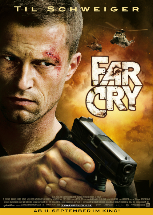 Far Cry : Kinoposter