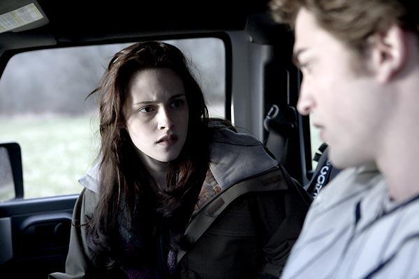Twilight - Biss zum Morgengrauen : Bild Catherine Hardwicke, Kristen Stewart, Robert Pattinson