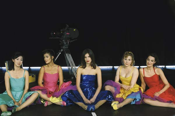 Alles über Schauspielerinnen : Bild Jeanne Balibar, Julie Depardieu, Linh-Dan Pham, Maïwenn, Mélanie Doutey