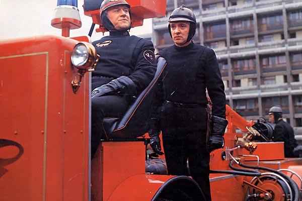 Fahrenheit 451: Cyril Cusack, François Truffaut, Oskar Werner