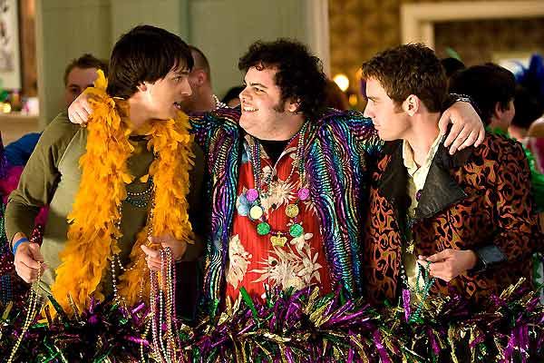 Mardi Gras: Die größte Party ihres Lebens : Bild Bret Harrison, Josh Gad, Nicholas D'Agosto, Phil Dornfeld