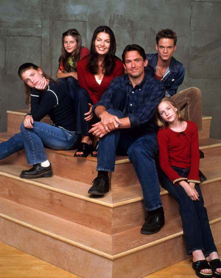 Bild Billy Campbell, Evan Rachel Wood, Meredith Deane, Sela Ward, Shane West