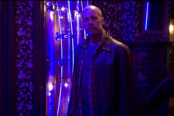 Surrogates - Mein zweites Ich : Bild Bruce Willis, Jonathan Mostow