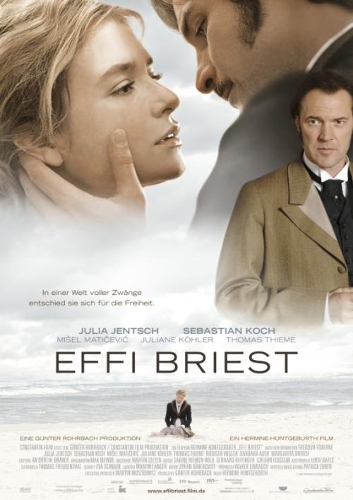 Effi Briest : poster