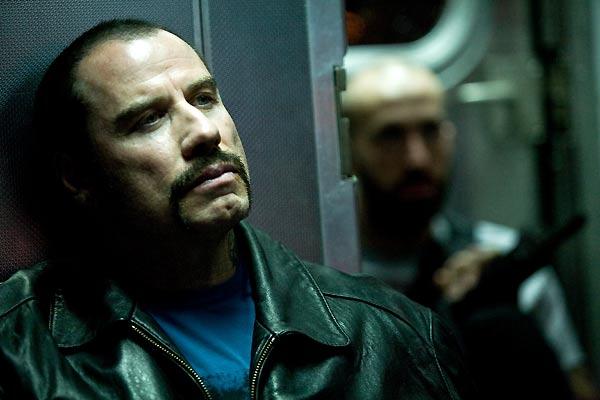 Die Entführung der U-Bahn Pelham 1 2 3 : Bild John Travolta