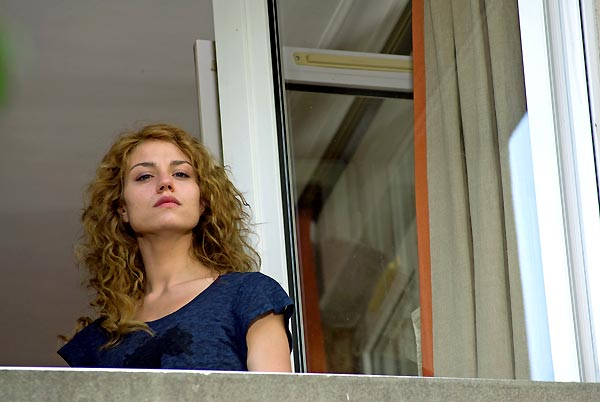 La Fille du RER : Bild Emilie Dequenne