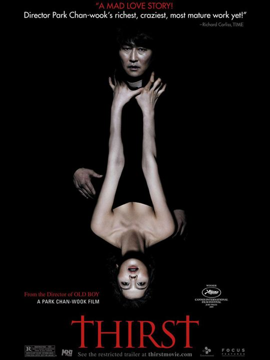 Durst : Kinoposter Chan-wook Park