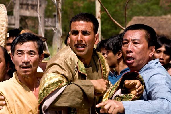 Kung Fu Curry : Bild Nikhil Advani
