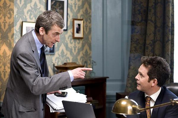 Kabinett außer Kontrolle : Bild Armando Iannucci, Peter Capaldi, Tom Hollander