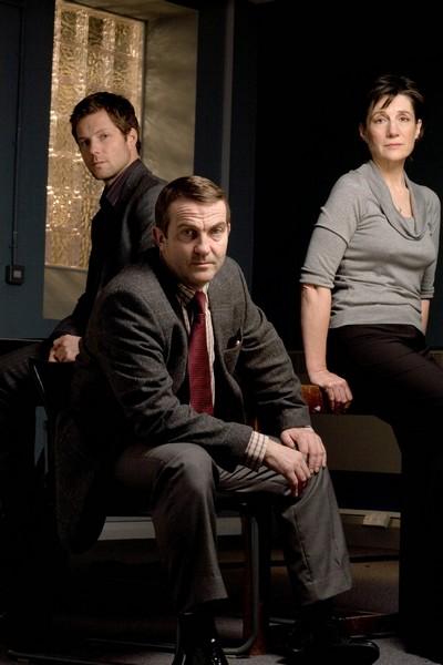 Law & Order: UK : Bild Bradley Walsh, Harriet Walter, Jamie Bamber