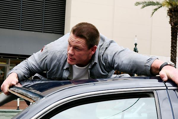 Zwölf Runden : Bild John Cena, Renny Harlin