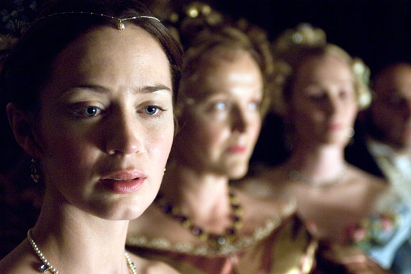 The Young Victoria : Bild Emily Blunt, Miranda Richardson