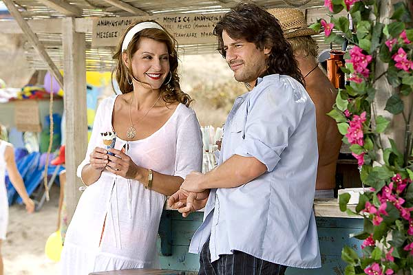 My Big Fat Greek Summer : Bild Alexis Georgoulis, Donald Petrie, Nia Vardalos