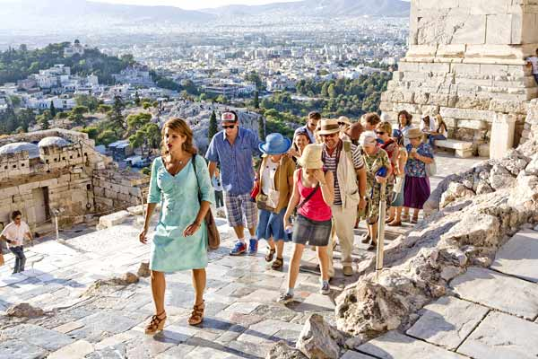 My Big Fat Greek Summer : Bild Donald Petrie, Nia Vardalos