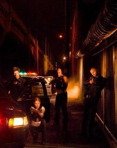 Dark Blue : Bild Dylan McDermott, Logan Marshall-Green, Nicki Aycox, Omari Hardwick
