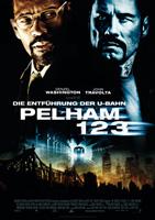 Die Entführung der U-Bahn Pelham 1 2 3 : Kinoposter