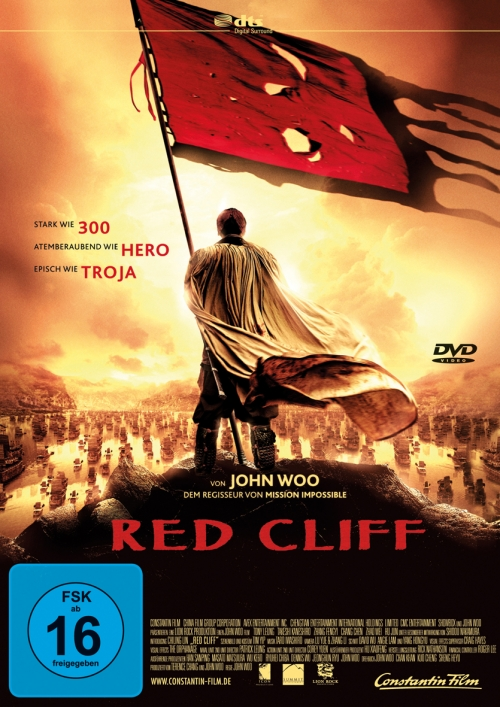 Red Cliff : Kinoposter