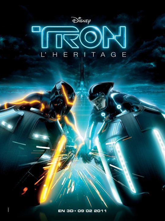 Tron: Legacy : Kinoposter
