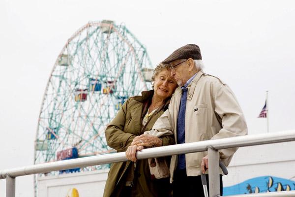 New York, I Love You : Bild Allen Hughes, Cloris Leachman, Eli Wallach, Jiang Wen, Joshua Marston