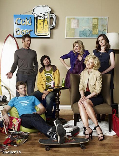 Accidentally on Purpose : Bild Ashley Jensen, Grant Show, Jenna Elfman, Jon Foster, Lennon Parham