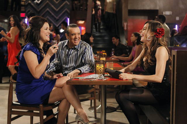 Bild Chazz Palminteri, Jennifer Tilly, Sofia Vergara