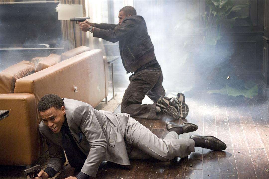Takers : Bild Chris Brown, Michael Ealy