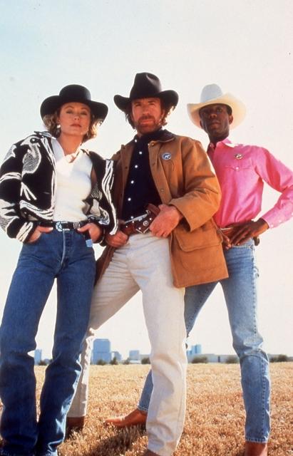 Walker, Texas Ranger : Bild Chuck Norris, Clarence Gilyard Jr., Sheree J. Wilson