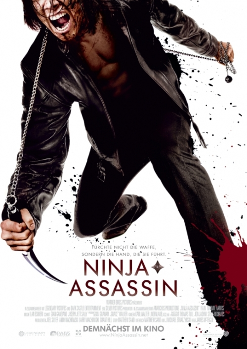 Ninja Assassin : Kinoposter