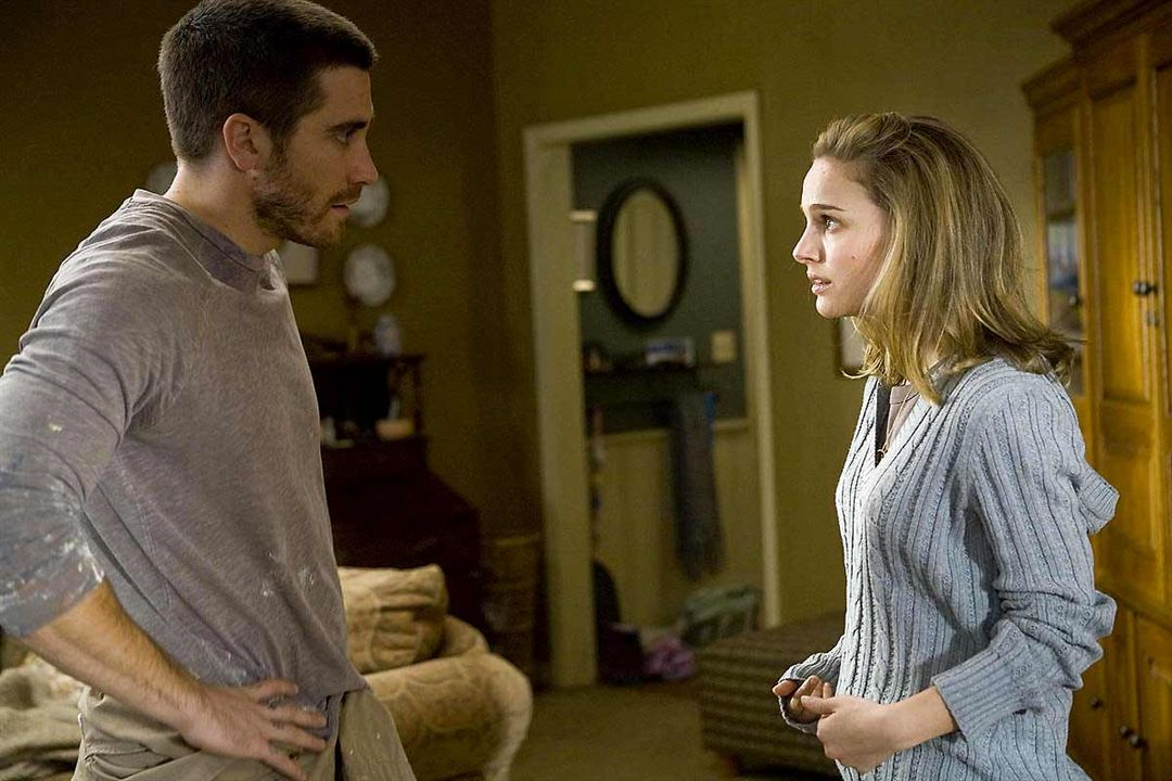 Brothers : Bild Jake Gyllenhaal, Jim Sheridan, Natalie Portman