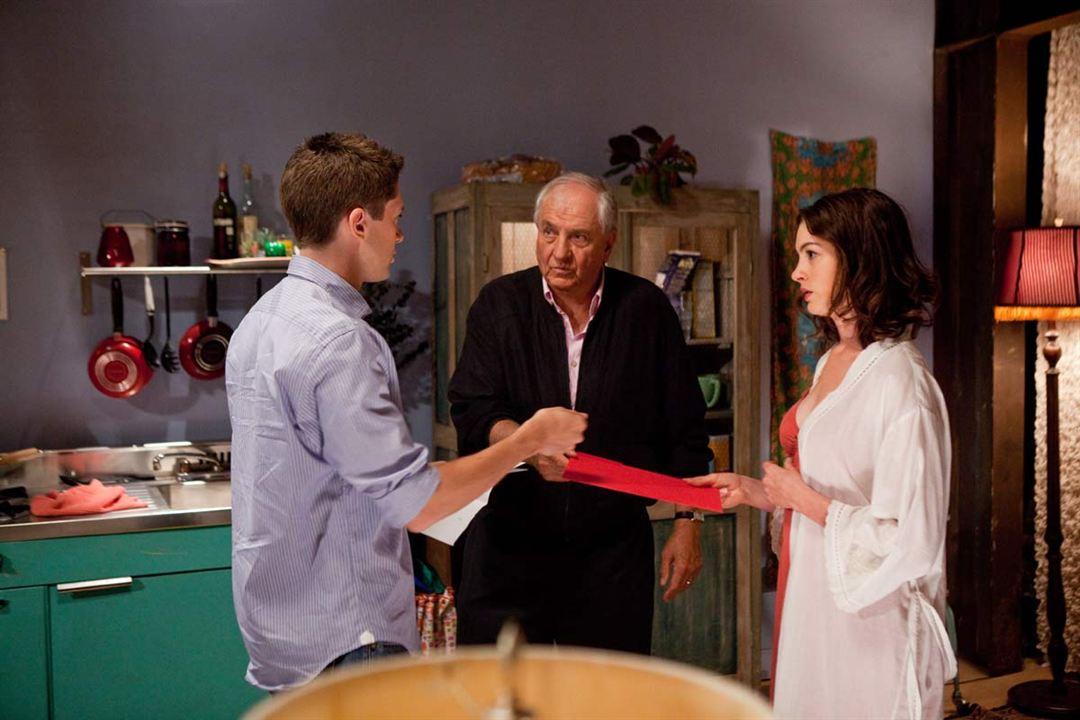 Valentinstag : Bild Anne Hathaway, Garry Marshall, Topher Grace