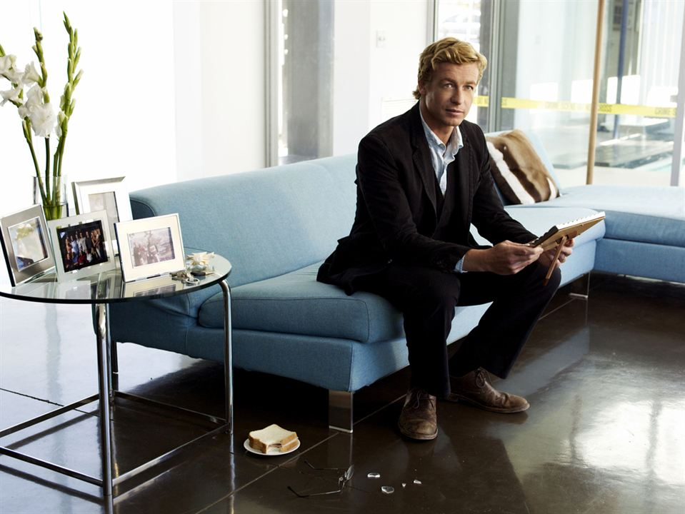The Mentalist : Bild Simon Baker