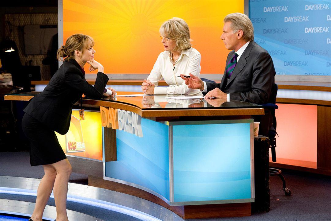 Morning Glory : Bild Diane Keaton, Harrison Ford, Rachel McAdams, Roger Michell
