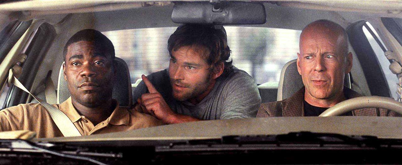 Cop Out - Geladen und entsichert : Bild Bruce Willis, Kevin Smith, Seann William Scott, Tracy Morgan