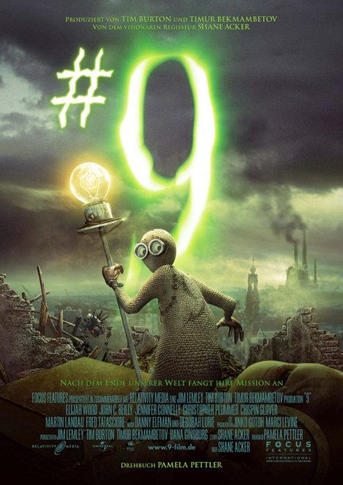 #9 : Kinoposter