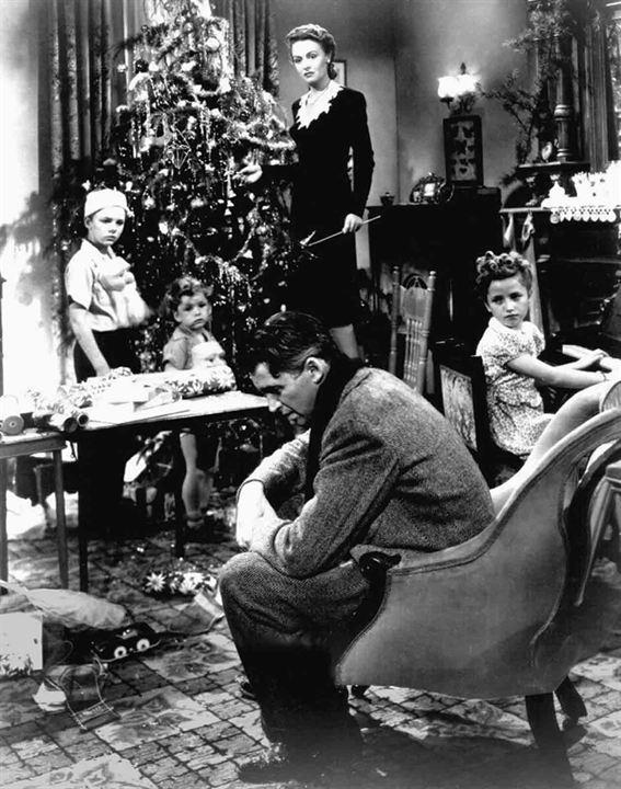 Ist das Leben nicht schön? : Bild Frank Capra, James Stewart