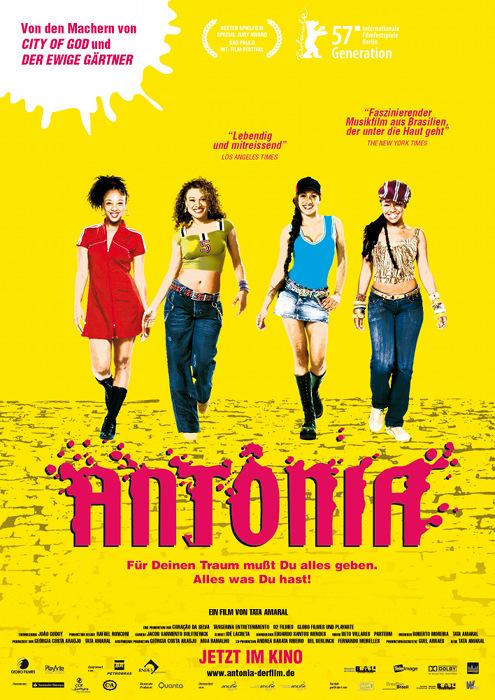 Antônia : Kinoposter
