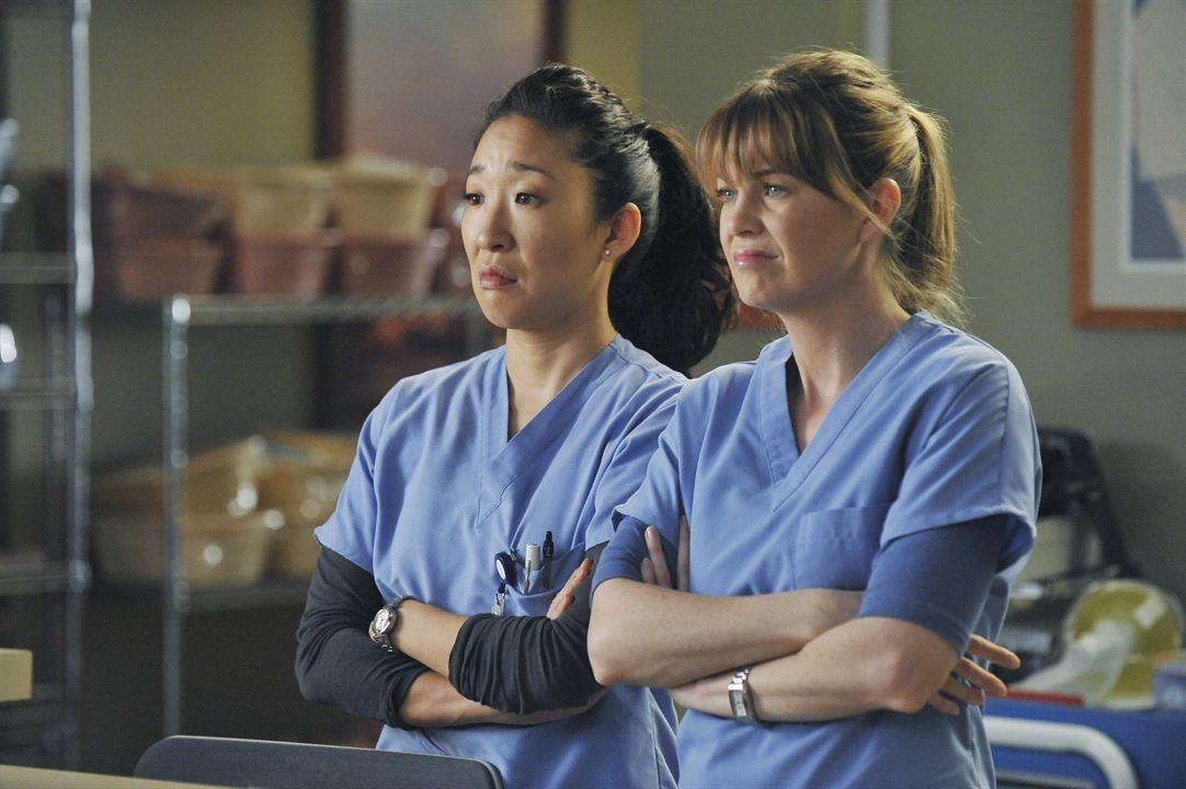 Bild zu Sandra Oh - Grey\'s Anatomy - Die jungen Ärzte : Bild Ellen ...